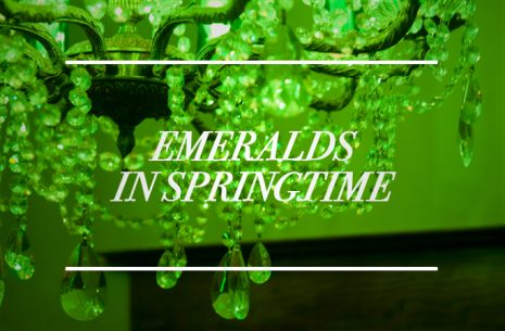 Emeralds in Springtime