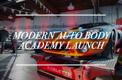 Modern Auto Body Academy of Excellence Launch