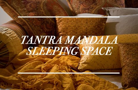Tantra Mandala Sleeping Space